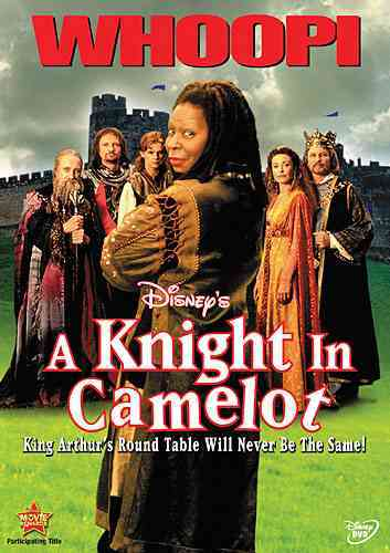 KNIGHT IN CAMELOT BY GOLDBERG,WHOOPI (DVD)